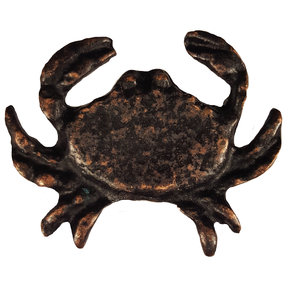 Sand Crab Pull, Oil Rubbed Bronze, Model 233ORB
