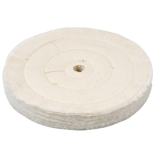 """View a Larger Image of Buffing Wheel 8"""" x 1"""""""