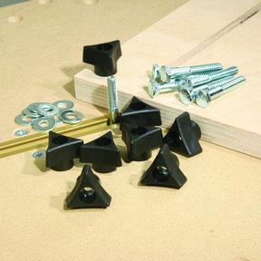 Build-It System 1/4-20 Knob Kit