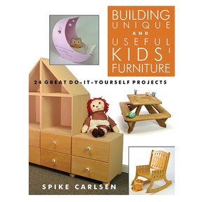 Building Unique and Useful Kid's Furniture