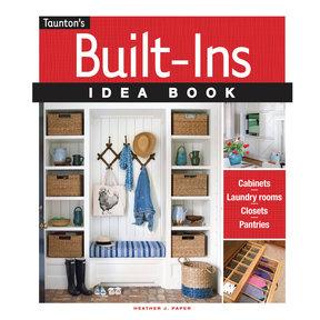 Built In Idea Book