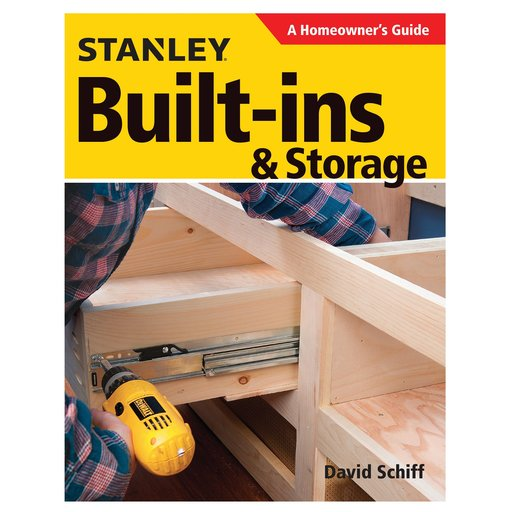 View a Larger Image of Built-Ins & Storage