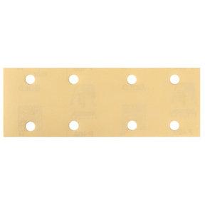 "GOLD 2.75""x8"" Grip Sandpaper, 8H P180, 50 Sheets/Box"