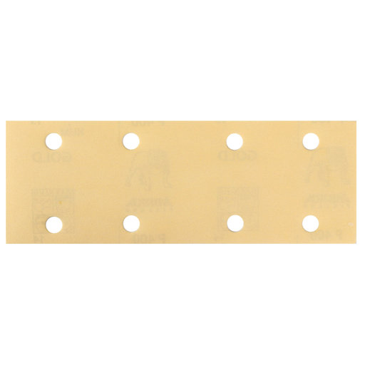 """View a Larger Image of GOLD 2.75""""x8"""" Grip Sandpaper, 8H P220, 50 Sheets/Box"""