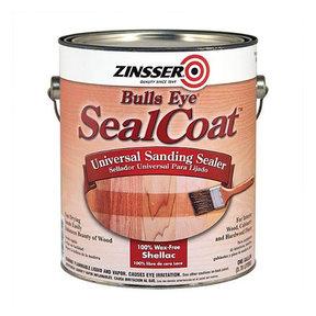 Gloss Sealer Bulls Eye Shellac Solvent Based Gallon