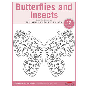 Butterflies and Insects Pattern Pack
