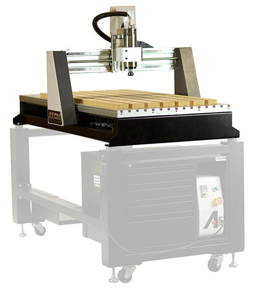 View a Larger Image of Axiom AutoRoute 8 (AR8) Pro+ 24 x 48 CNC