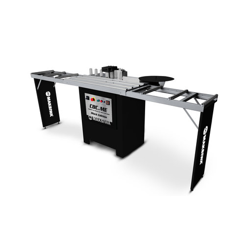 View a Larger Image of Cabinet Edgebander and Extension Table