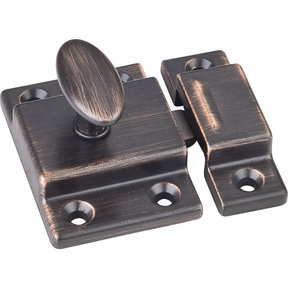 """Cabinet Latch, 1-3/4"""", Brushed Oil Rubbed Bronze"""