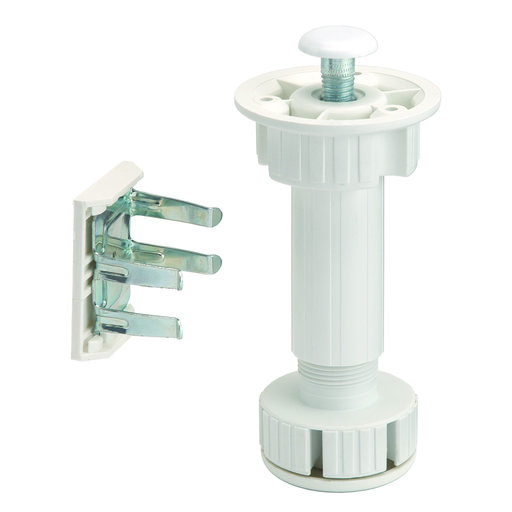 View a Larger Image of Cabinet Leg Levelers Pair