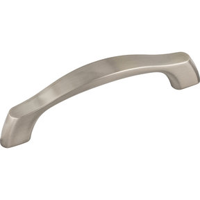 """Cabinet Pull, 96 mm C/C with 4-7/8"""" O.L.,  Satin Nickel"""