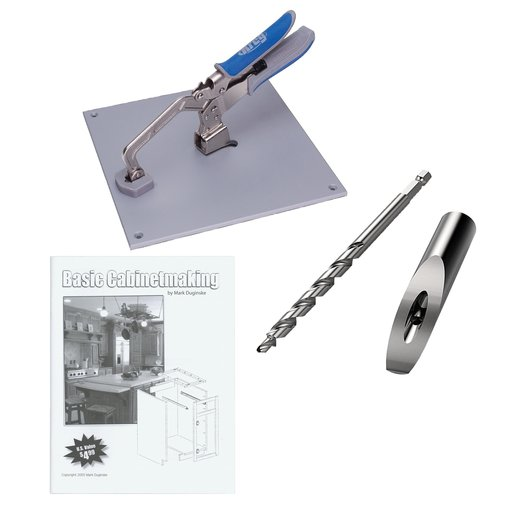 View a Larger Image of Foreman Pocket-Hole Machine Accessory Kit A