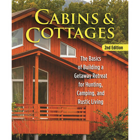Cabins and Cottages, 2nd Edition