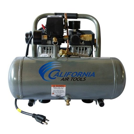 View a Larger Image of 1650A Ultra Quiet & Oil-Free 1/2 HP, 1.6 Gal. Air Compressor