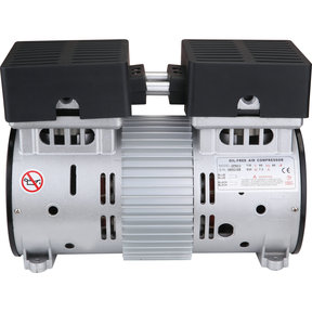 SP-9413 1 HP Ultra Quiet and Oil-Free Air Compressor Motor