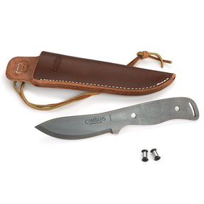 Bushcrafter Fixed Blade Knife Kit