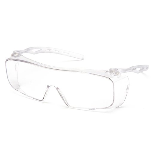 View a Larger Image of Cappture Safety Glasses