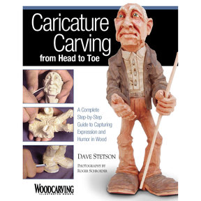 Caricature Carving from Head to Toe