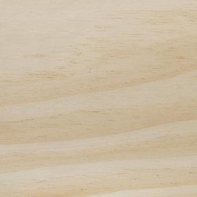 Carolina Yellow Pine Veneer Sheet Plain Sliced 4' x 8' 2-Ply Wood on Wood