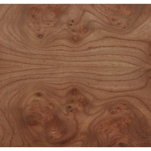 View a Larger Image of Carpathian Elm Burl Veneer Sheet 4' x 8' 2-Ply Wood on Wood