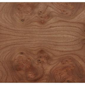 Carpathian Elm Burl Veneer Sheet 4' x 8' 2-Ply Wood on Wood