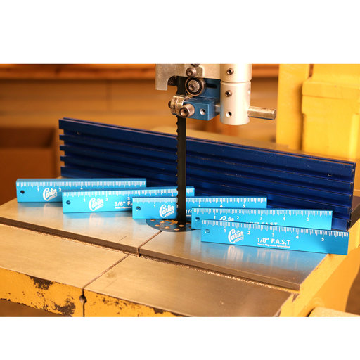 View a Larger Image of F-A-S-T Fence Alignment System Tool for Bandsaws- 5 Piece