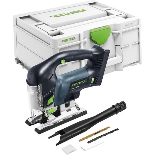 View a Larger Image of CARVEX PSCB 420 EB-Basic Cordless Jigsaw
