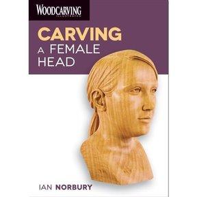 Carving a Female Head DVD