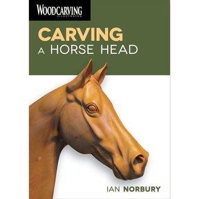 Carving a Horse Head DVD
