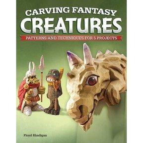 Carving Fantasy Creatures