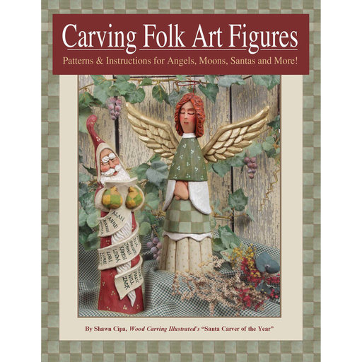 View a Larger Image of Carving Folk Art Figures