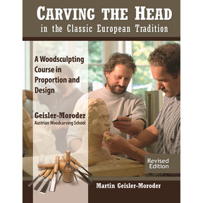Carving the Head in the Classic European Tradition