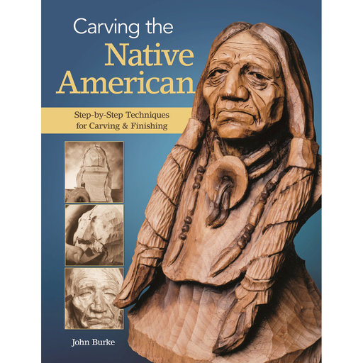 View a Larger Image of Carving the Native American