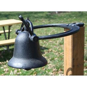 Cast Iron Farm Bell