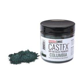 CASTFX COLUMBIA Dry Pigment, 45-GRAM