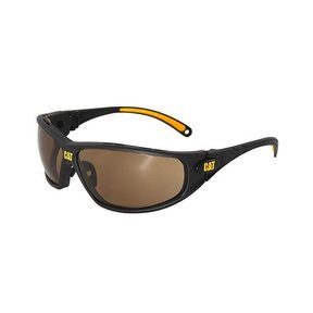 Tread Safety Glasses with Brown Lenses