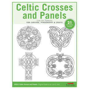 Celtic Crosses and Panels Pattern Pack