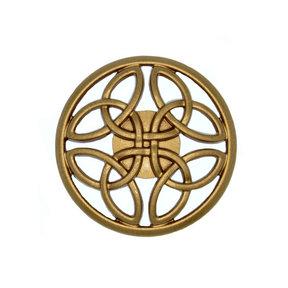 Celtic Knob, Lux Gold