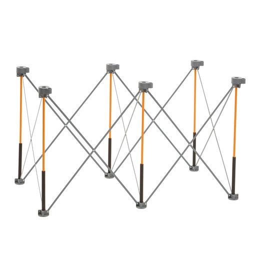 View a Larger Image of Centipede 2ft x 4ft Unit, 4 X-Cups, 2 Quick Clamps, C/S Bag
