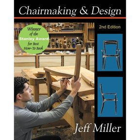 Chairmaking & Design 2nd Edition