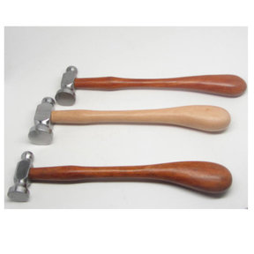 Chasing Hammer Repousse  3 piece set
