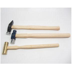 Chasing Hammer Repousse Ball Peen 3 piece set
