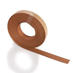 """Cherry 13/16"""" x 50' 3M® PSA Wood Edge Banding"""