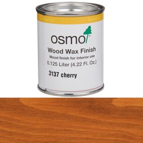 Cherry Wood Wax 3137Solvent Based .125 l