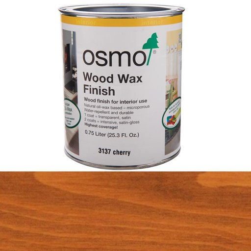 View a Larger Image of Cherry Wood Wax 3137Solvent Based .75 l