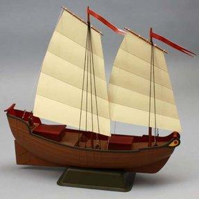 Chinese Junk Boat Kit