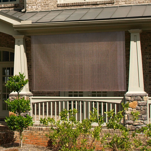 View a Larger Image of Choice Cordless Outdoor Sun Shade, 8' W x 6' L, Cabo Sand