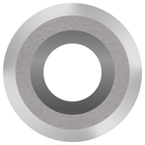 Ci0 Round Negative Rake Carbide Cutter