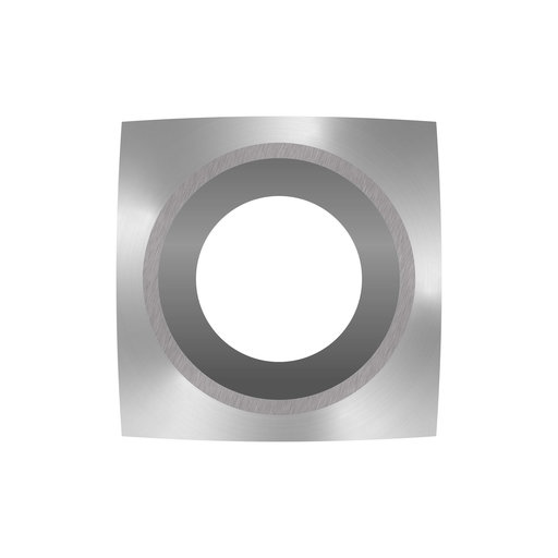 "View a Larger Image of Ci6-R1 Square 1"" Radius Negative Rake Carbide Cutter"