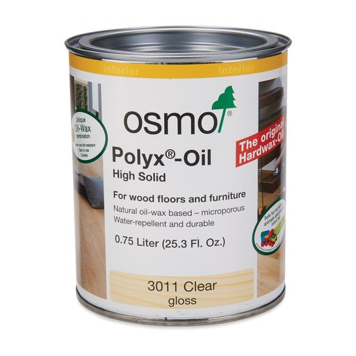 View a Larger Image of Clear Gloss Polyx-Oil 3011 Solvent Based .75 l